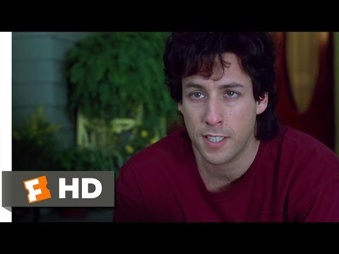 Things That Should've Been Said Yesterday  The Wedding Singer 26 Movie  1998 HD