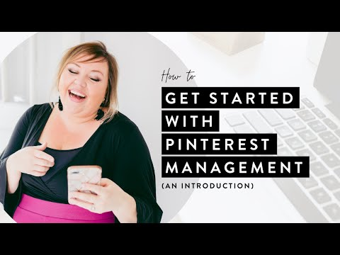 Intro to Pinterest Management