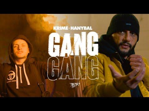 Krime & Hanybal - GANG GANG (prod. von Tyrannbeats) [Official Video]