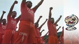 The Filipino Prisoners Who Dance to