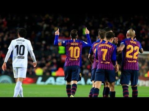 FC Barcelone 2-2 Valence CF | Résumé & Buts | LaLiga