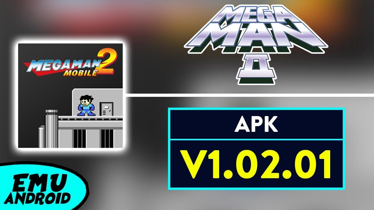 Mega Man 2 Para Android Oficial | v1 02 01 | APK