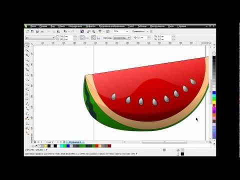 Corel Draw - видео уроки онлайн