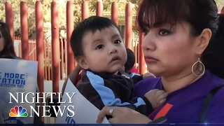 Protests Erupt After Phoenix Mother Deported After 22 Years In U.S. | NBC Nightly News