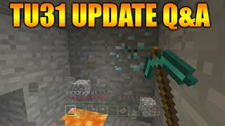 ★Minecraft Xbox 360 + PS3: TITLE UPDATE 31 Q&A - NEW Tutorial World + Banners ★
