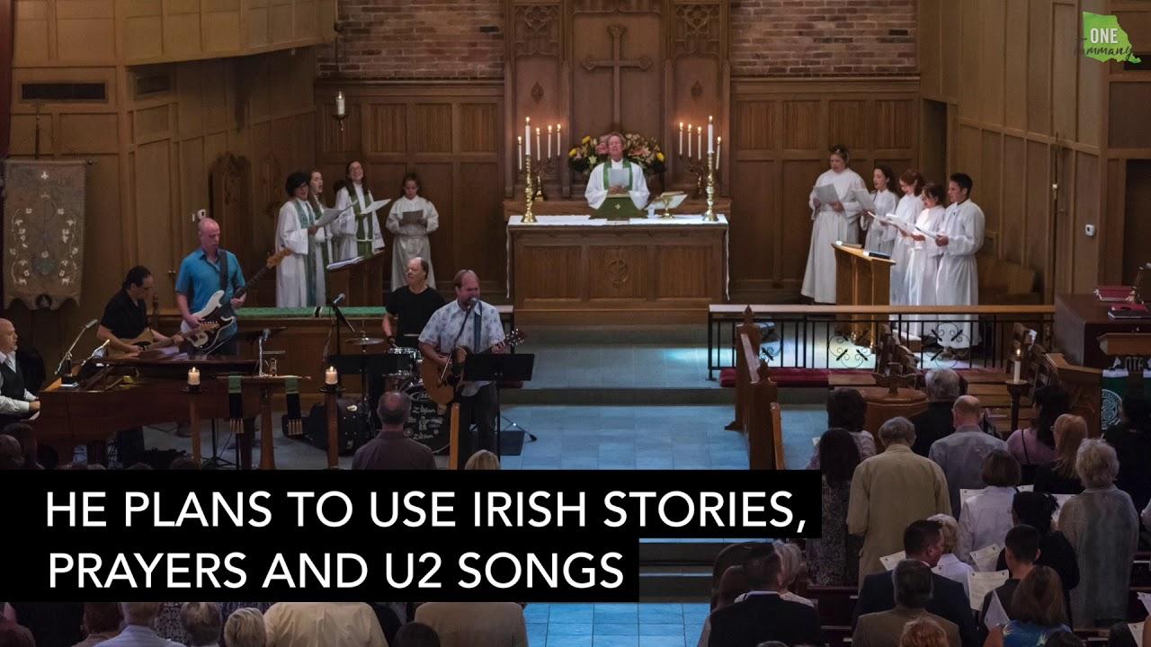 At this Covington church: The Gospel, according to U2