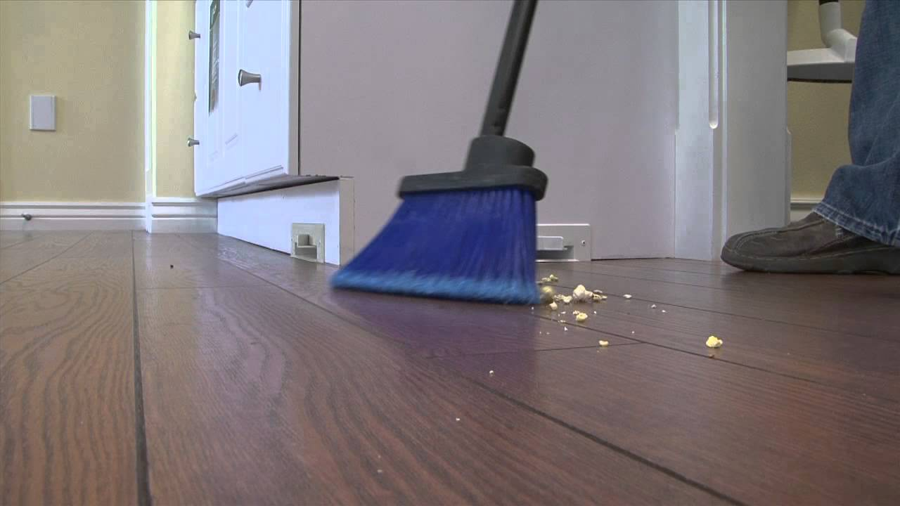 Coltrin Central Vacuum Systems: VacPan Dustpan - YouTube