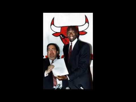 CONTROVERSIAL CHICAGO BULLS EXECUTIVE JERRY KRAUSE DIES AT AGE 77