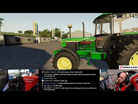 farming simulator 19 / early access/ Eire Ireland map / episode 3