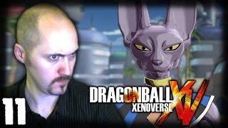 БОГ РАЗРУШЕНИЯ БИРУС ♥ Dragon ball Xenoverse #11
