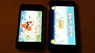 apple iphone 5 vs samsung galaxy s3 i9300 nexus hd