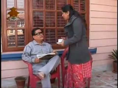 CanadaNepal.net  Jire Khursani Episode 385   March 5th 2012 ( Comedy Program ).mp4