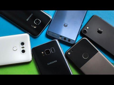 تعرف إلى أفضل الهواتف الذكية في العالم  - 00:22-2018 / 6 / 18