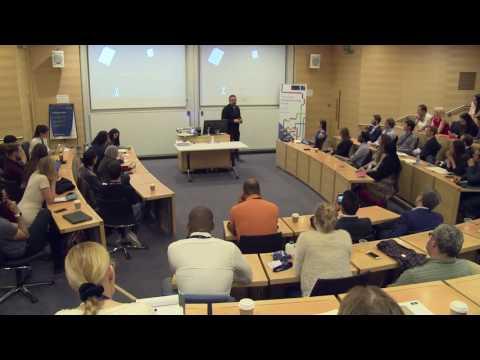 Oxford Saïd Entrepreneurship Forum 2016 - Phil Libin – Be epic: the art of bold decision making