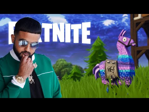 Nav Plays Fortnite (RAGES, SHOWS SNIPPET OF NEW SONG)