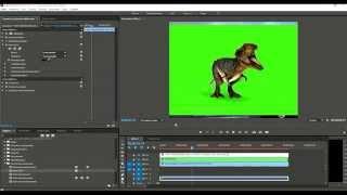 Green Screen (гринскрин) это просто в Adobe Premiere Pro CC. Видео урок