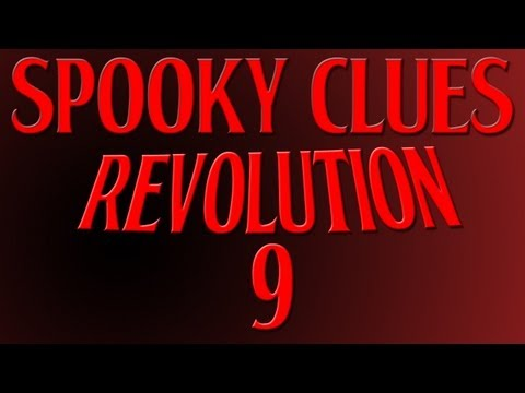 Spooky Revolution 9 Clues - Paul Is Dead Hoax