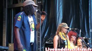 ALPHA BLONDY - 2011 06 26 @ CREIL Mix up festival