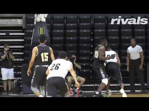 Class of 2018 Forward Jimmy Nichols Highlights from NBPA Top 100 Camp