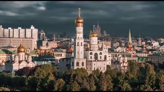 *Travel around the world/Москва/Россия/Moscow/Russia/Путешествия по миру* 4K video