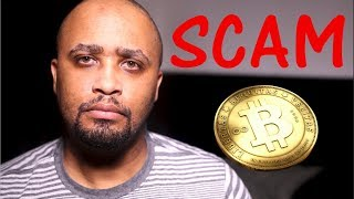 Bitcoin is Scamming EVERYONE!