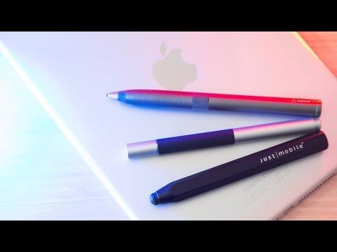 Apple Pencil Alternatives - Whats the best iPad stylus?