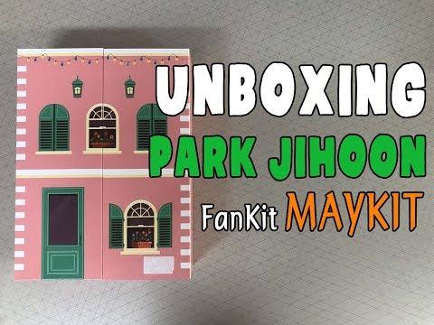 park-jihoon-official-fanclub-kit-may-kit-unboxing