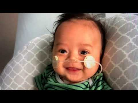 Boston DeCastro, 3-Months-Old, Needs Mixed Caucasian - Filipino Stem Cell Donor