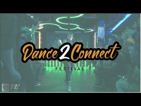 Silk Boogie vs Luke | Semi | Popping | Dance2Connect 2017