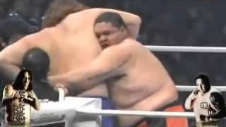 Giant Silva Vs Akebono