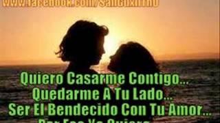 Volvi a nacer (Quiero casarme contigo) J Alvarez and Carlos Vives (Letra)