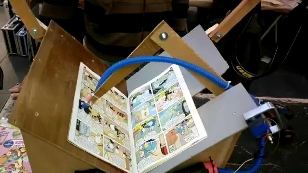 Book Scanner Diy Youtube