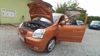 Kia Picanto 2004 AutoKomis.PRO