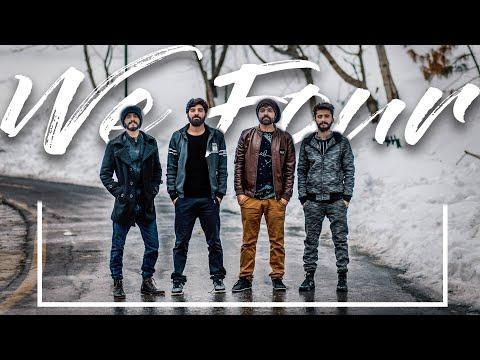 Northern Pakistan In Winters - We Four - No Edge Productions-Umair Imtiaz-Galiyat-Beautiful Pakistan