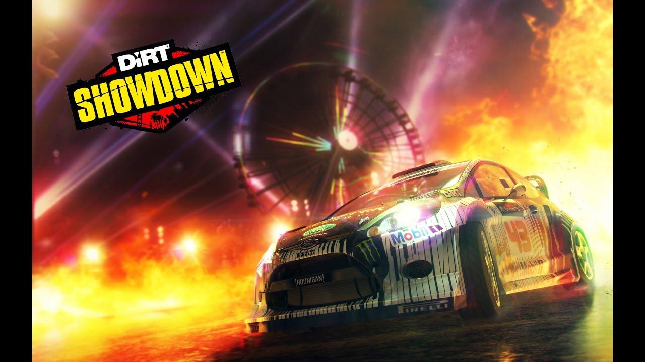 Hướng dẫn cài đặt game đua xe DiRT Showndown