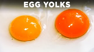 SALT CURED EGG YOLKS