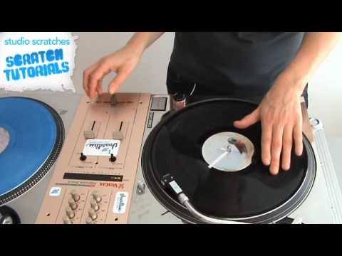 Flare Scratch Tutorial - How To Scratch