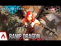 [Shadowverse] Making Zirnitra Work - RoB Ramp Dragoncraft Deck Gameplay