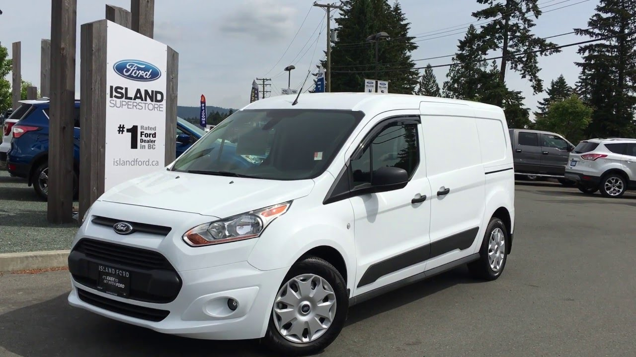 2016 Ford Transit Connect Review Island