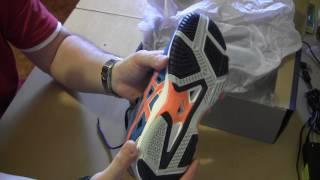 видео Волейбольные кроссовки