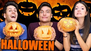 ZUCCA CHALLENGE con AWED - [SPECIALE HALLOWEEN]