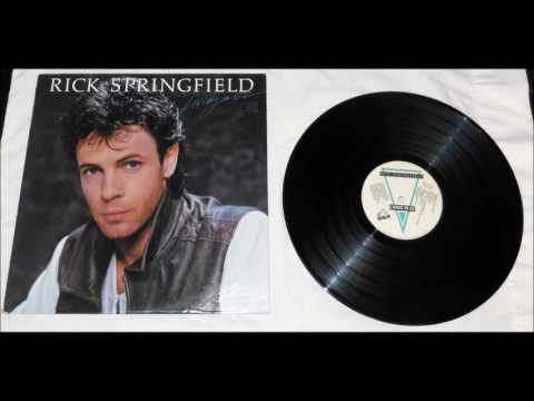 "RICK SPRINGFIELD - ""LIVING IN OZ"" Complete Album"