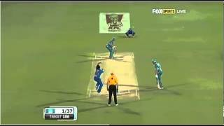 Adelaide Strikers vs Brisbane Heat BBL|02