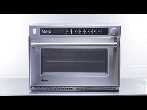 Amana Steamer Microwaves