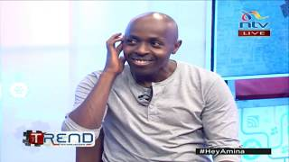 #theTrend: How Leyla Mohammed got discovered to sing 'Wimbo Wa Historia'
