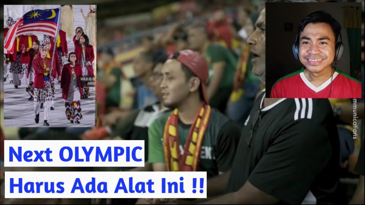 Product ASLI Malaysia ini HARUS Ada di OLYMPIC Games