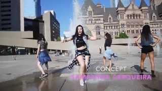 Kygo - Firestone ft. Conrad | Choreography by @skcerqueira
