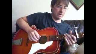 """The Wayworn Traveller (Palms of Victory)"" Fingerstyle Guitar"