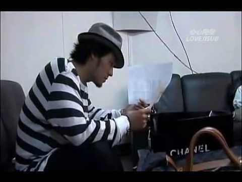 So Ji Sub - Lonely Life MV Making BTS - White and Black (With Yoo Seung Ho)