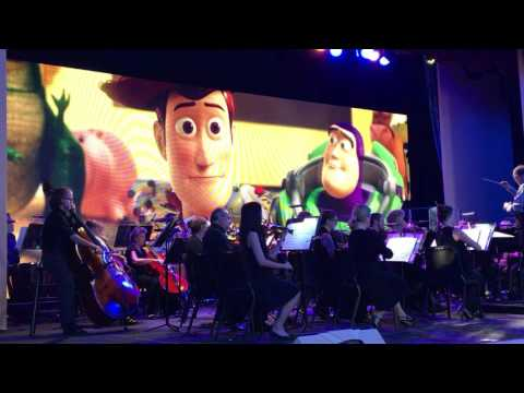 The Music Of Pixar Live